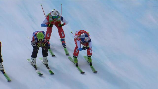 Skicross, petite finale: Smith (SUI) termine 7e et Luedi (SUI) 8e [RTS]