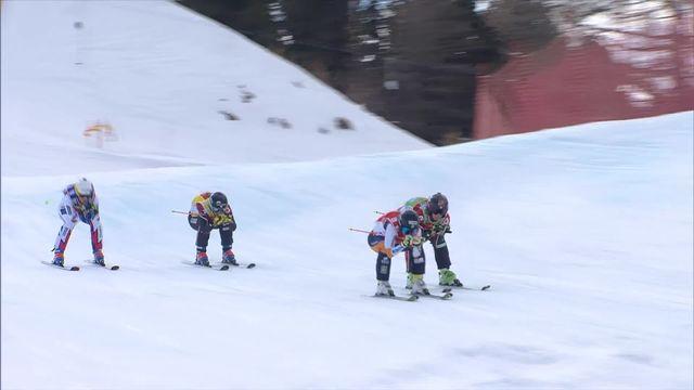 Skicross, finale: la victoire pour Thompson (CAN) [RTS]