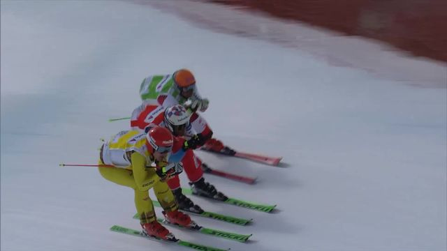Skicross, petite finale: Fiva (SUI) termine 6e [RTS]