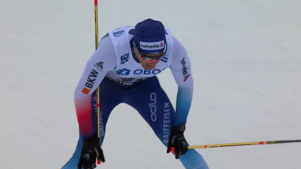 Falun (SUE), 15 km messieurs: Dario Cologna (SUI) termine 10e [RTS]
