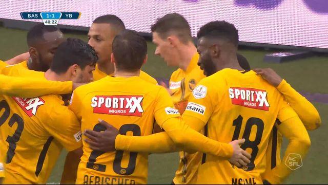 Super League, 25e journée Bâle - YB 2-2: résumé du match [RTS]