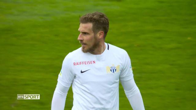Football, Super League: Zurich - NE Xamax FCS (2-1) [RTS]