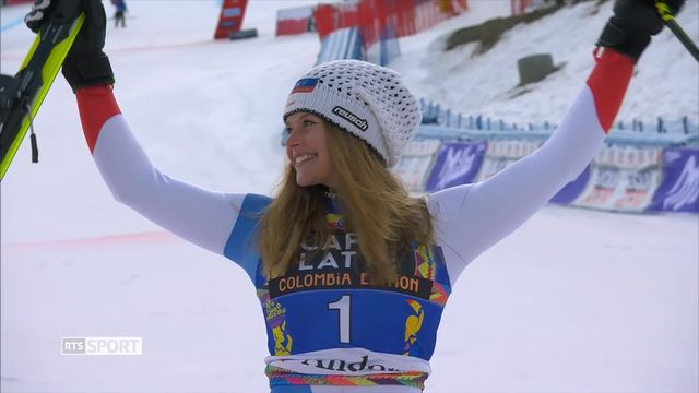 Ski: Gros plans sur 4 visages [RTS]