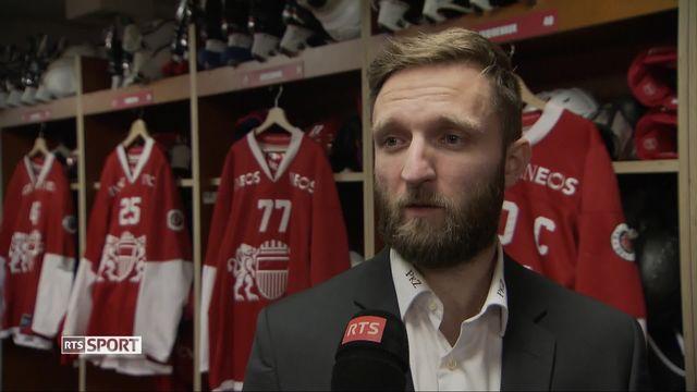 Hockey, Playoffs: Lausanne - Langnau 3-1 [RTS]
