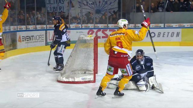 Hockey, Playoffs: Bienne - Ambri-Piotta 3-1 [RTS]