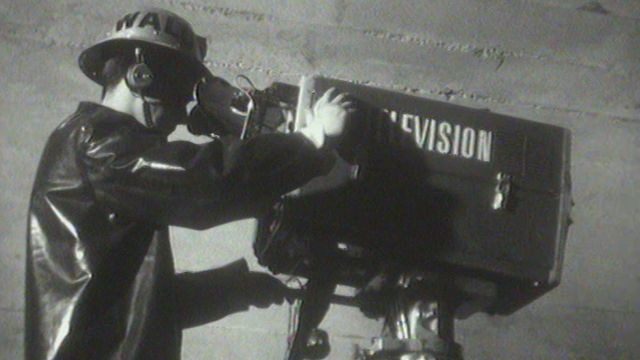 La télévision dans le tunnel [RTS]