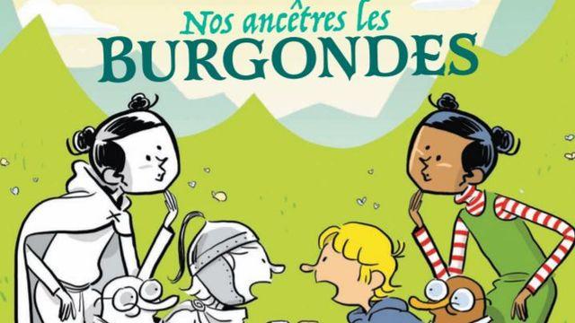 Nos ancêtres les Burgondes, une édition de Campus Junior. [Campus Junior - RTS Découverte]