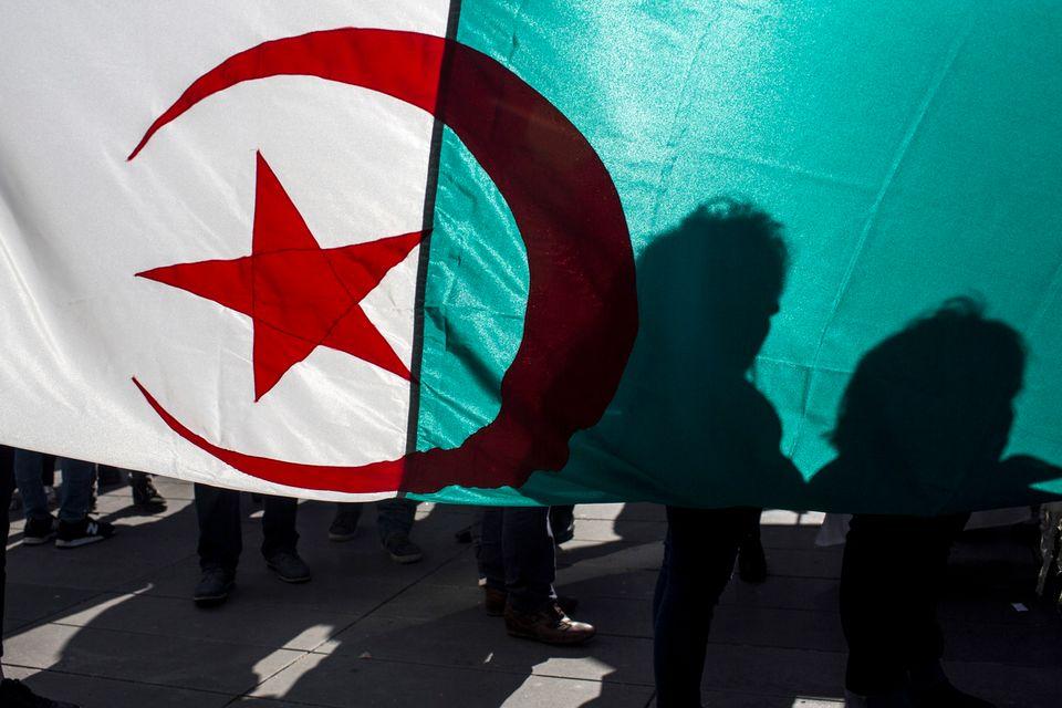 C'est changement de Constitution qui ouvrira la voie à l'élection d'un nouveau chef de l'Etat algérien. [Rafael Yaghobzadeh - AP/Keystone]