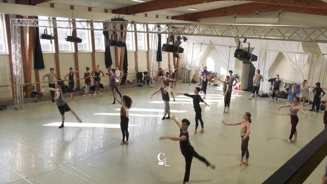 Dans les coulisses du ballet Béjart en pleine création - Vidéo - Play RTS
