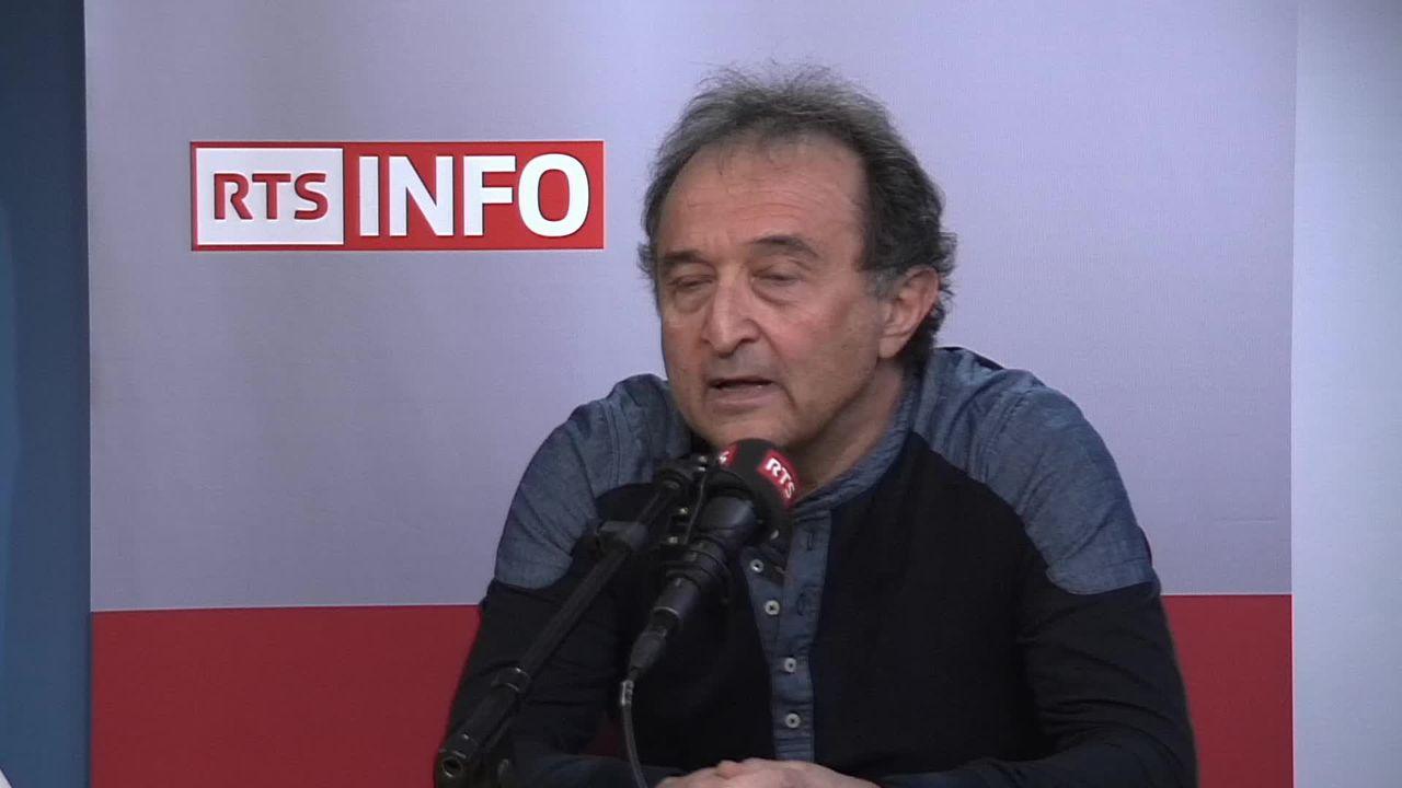 L'invité de la Matinale (vidéo) - Carlo Crisci, chef au restaurant Le Cerf à Cossonay. [RTS]