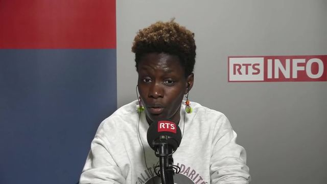 L'invitée de La Matinale (vidéo) - Rokhaya Diallo milite pour l'élimination de la discrimination raciale [RTS]