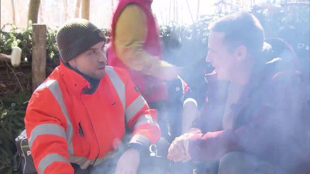 Entretien avec Rafaël Kolly, garde forestier [RTS]