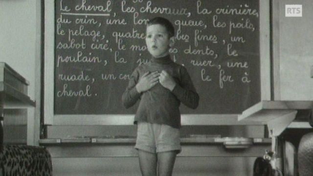 L'enfance de la poésie [RTS]
