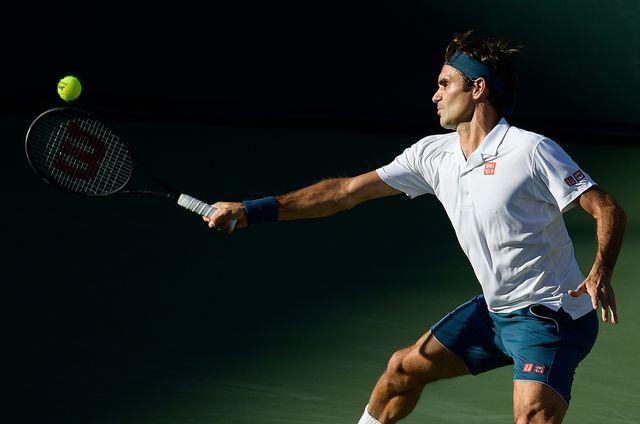 Federer 2019 [Mark J. Terrill - Keystone]