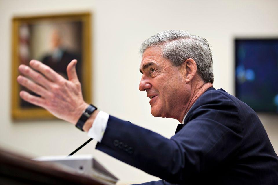 Le procureur spécial Robert Mueller. [Jim Lo Scalzo - EPA/Keystone]