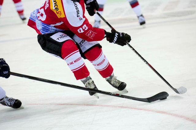 Hockey sur glace [RTS/Jay LOUVION]