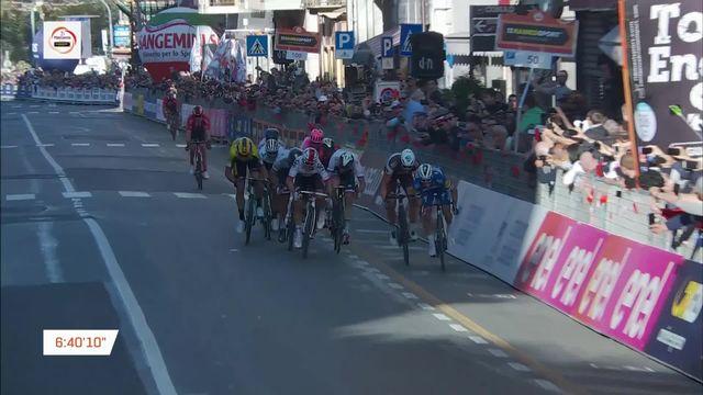 Cyclisme, Milan-San Remo: Alaphilippe (FRA) remporte la course au sprint [RTS]