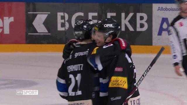 Hockey, tour de relégation: Fribourg - Zurich (5-2) [RTS]