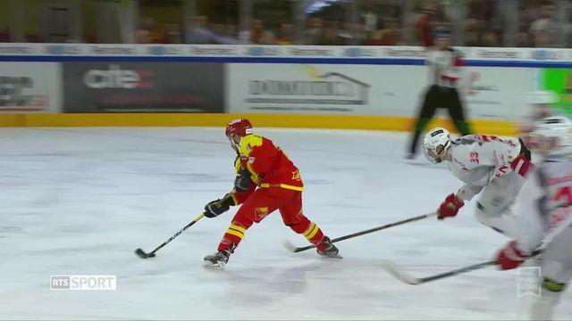 Hockey, Playoffs: acte III, Sierre - Martigny(3-2) [RTS]