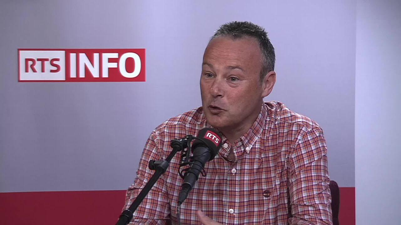 L'invité de La Matinale (vidéo) - Stéphane Rossini, président du conseil de Swissmedic [RTS]