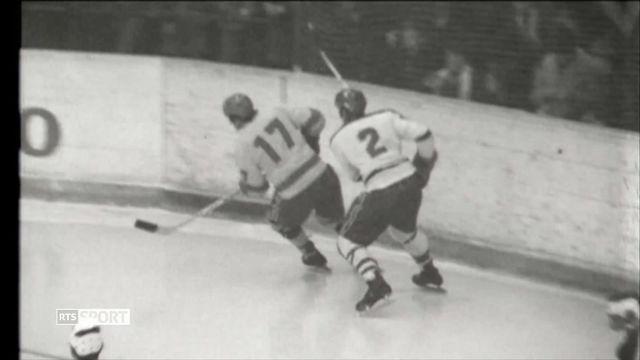 Chaux-de-Fonds: 100 ans de hockey, 100 ans de passion [RTS]