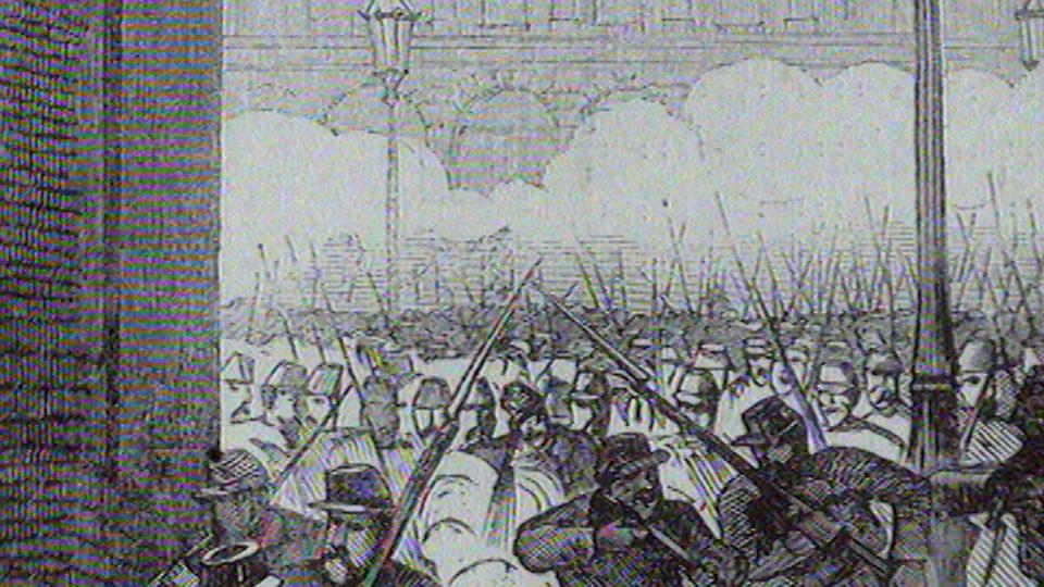 La Commune de Paris, 1871. [RTS]