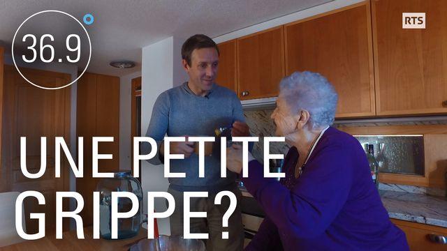 """Vignettes Les remèdes de grand-mère """"Thé aux oignons"""" [RTS]"""