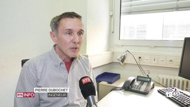 Pierre Dubochet, ingénieur, expert de l'exposition aux rayonnements électromagnétiques. [DR]