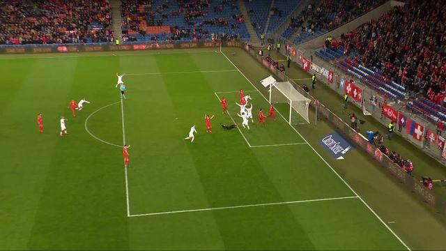 Gr.B, Suisse - Danemark (3-3): 93e, Dalsgaard égalise à la dernière minute ! [RTS]