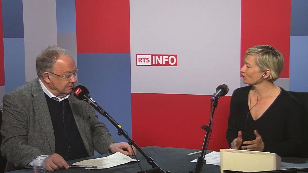 L'invité de La Matinale (vidéo) - Olivier Roy, politologue [RTS]