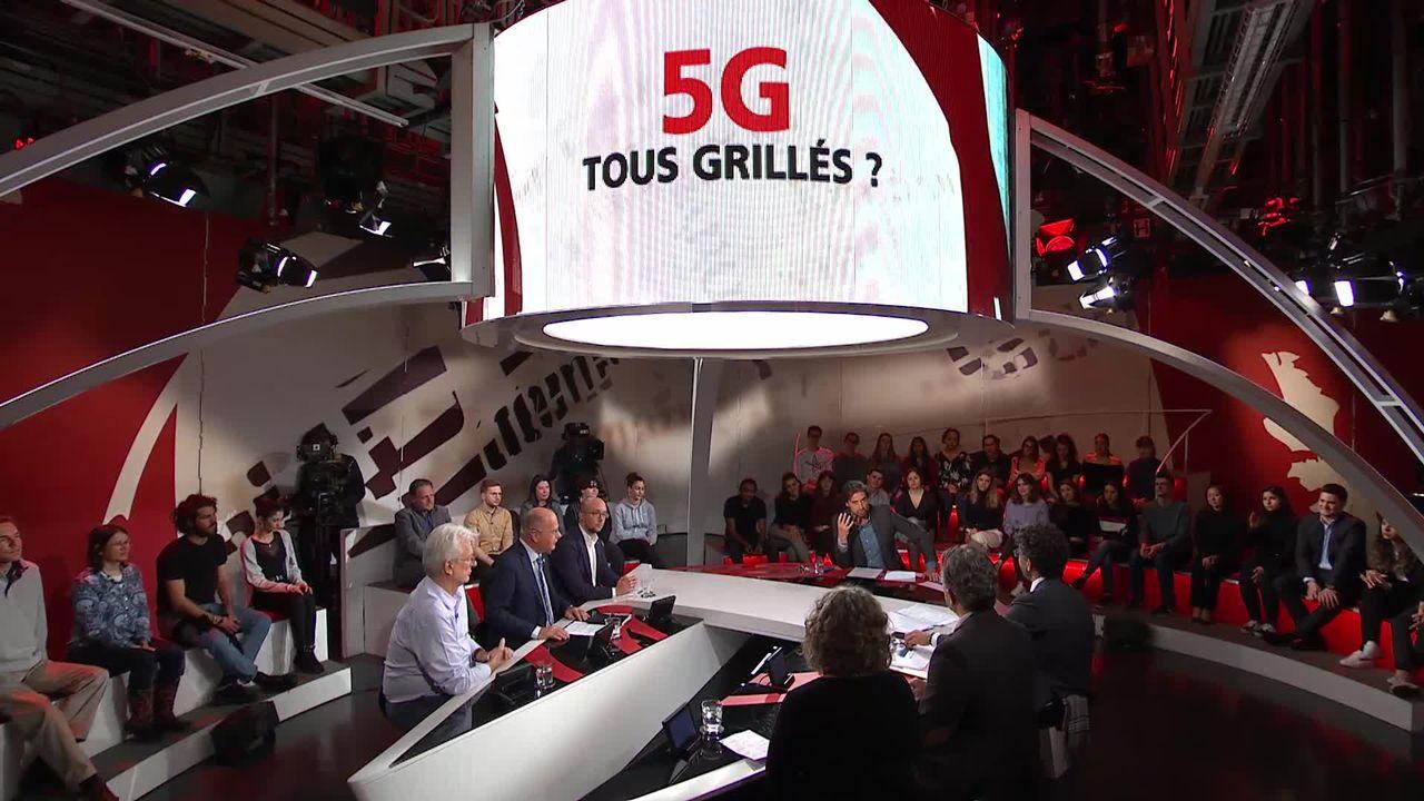 5G, tous grillés? [RTS]