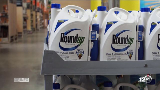 Monsanto est condamné pour un cancer causé par son désherbant, le Roundup [RTS]
