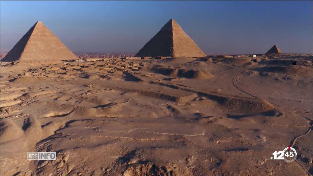 A Nyon, le festival du film d'archéologie permet de faire découvrir le travail des archéologues au grand public [RTS]