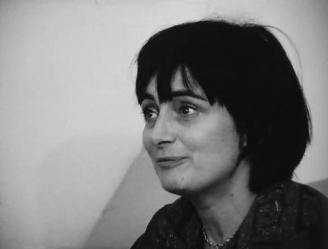 Autoportrait d'Agnès Varda