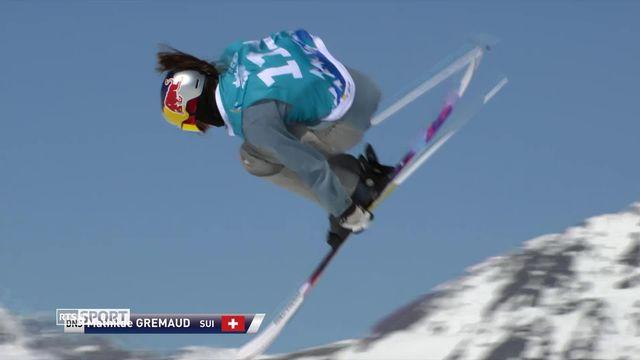 Ski: Coupe du monde ski slopestyle [RTS]