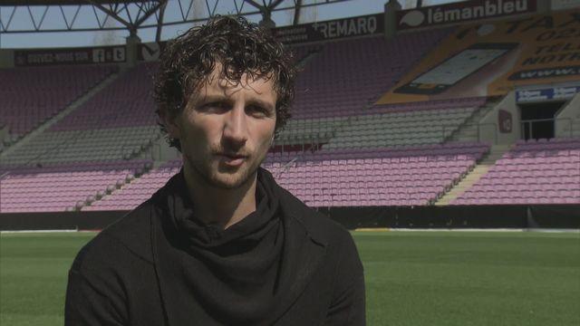 interview de Miroslav Stevanovic [RTS]