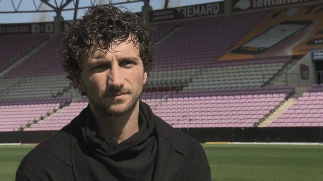 Miroslav Stevanovic s'est confié dans le cadre de l'émission Sport Dimanche. [RTS - RTS]