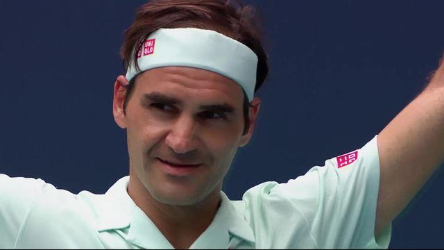 Finale, R.Federer (SUI) bat J.Isner (USA) 6-1 6-4: le Bâlois remporte son 101e titre [RTS]