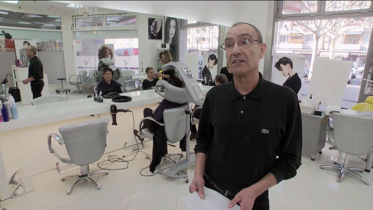 Avec l'ouverture d'une nuée de barber shops en Suisse Romande, les coiffeurs crient à la concurrence déloyale [RTS]