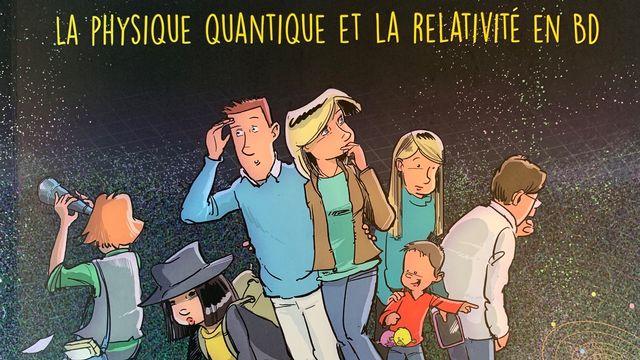 """La couverture de """"Quantix"""", de Laurent Schafer, parue aux éditions Dunod. Laurent Schafer Dunod [Laurent Schafer - Dunod]"""