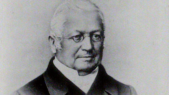 Adolphe Thiers. [RTS]