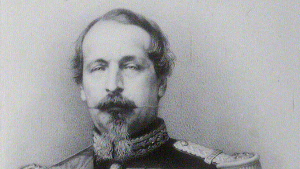 La défaite de Sedan marque la fin du régime de Napoléon III. [RTS]