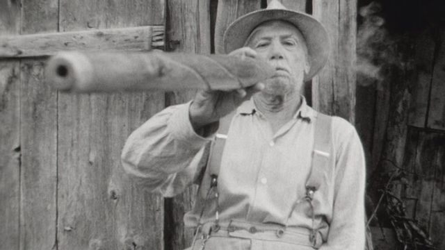 Fabriquant de pipe en 1965. [RTS]