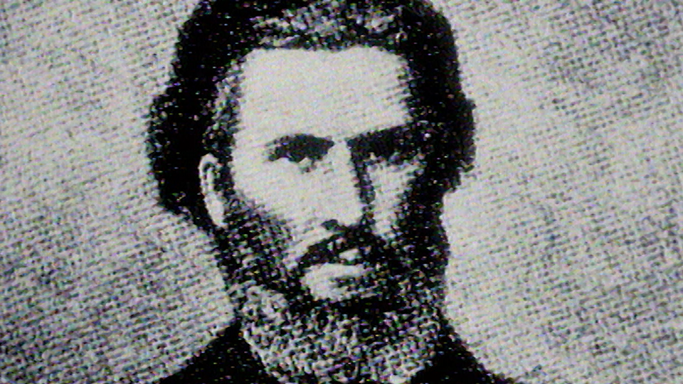 Eugène Varlin, un des hommes de la Commune de Paris. [RTS]