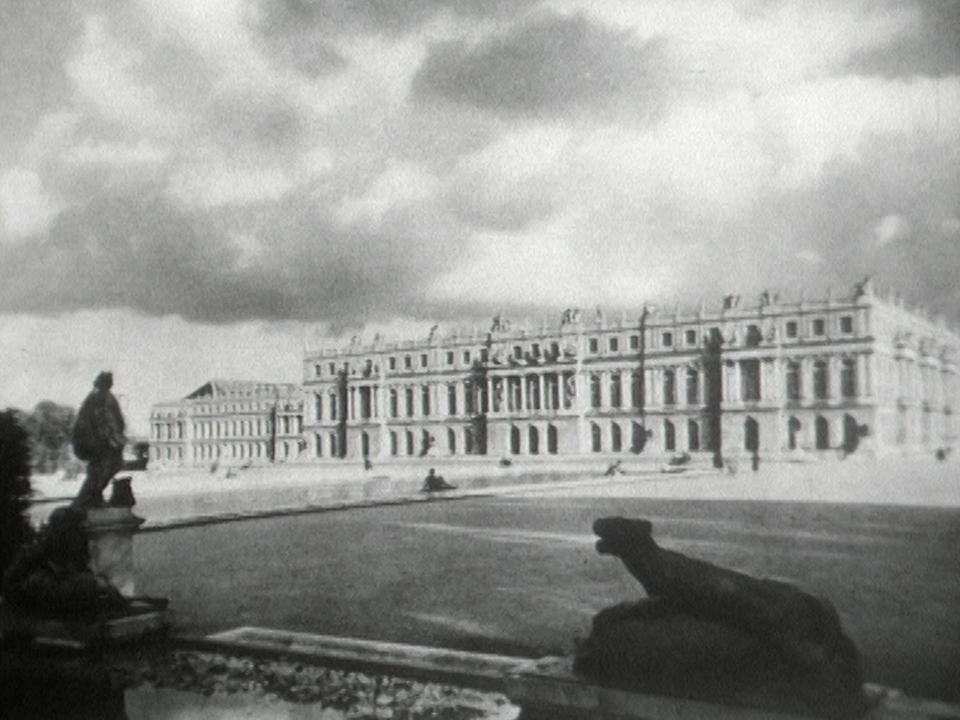 Château de Versaille. [RTS]