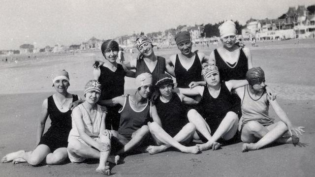 Dans les années 1920, la cellulite n'est pas encore considérée comme disgracieuse. [Lee/leemage - AFP]