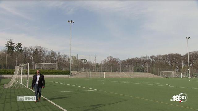 Football amateur: Genève serre la vis. Les clubs risquent notamment la suppression des subventions. [RTS]