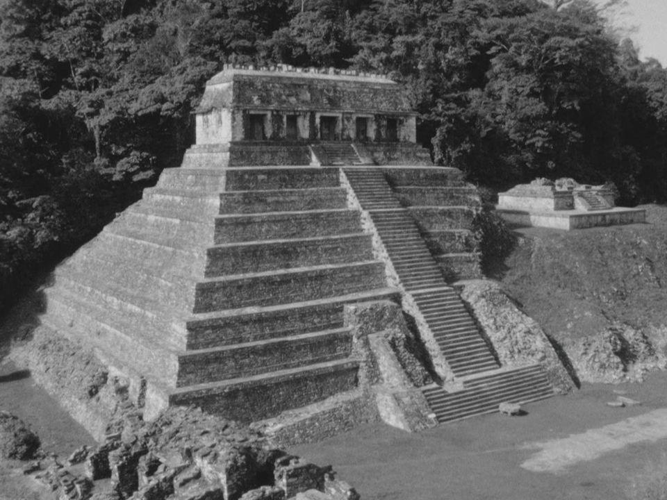 La cité d'Oaxaca au Mexique en 1965. [RTS]