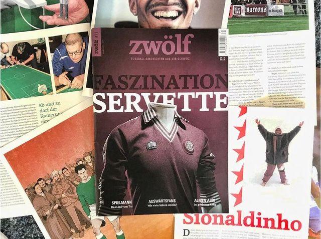 Même en Suisse alémanique, Servette fascine [zwoelf.ch - RTS]