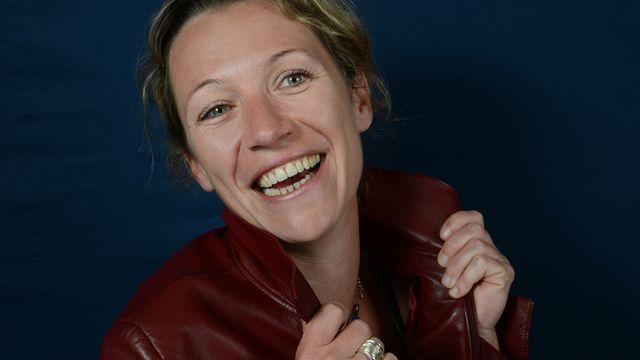 Bondoux Anne Laure [©CatherineHelie Ed.Gallimard]